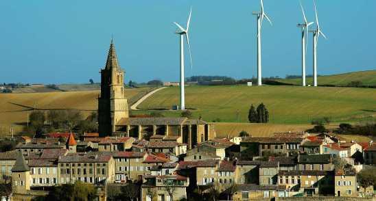 eoliennes a Avignonet